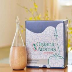 Аромалампа Raindrop и набор эфирных масел от Organic Aromas® (Тайвань)