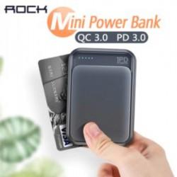 Павербанк ROCK 18W Type C PD QC 3.0  - лучше чем Сяоми??