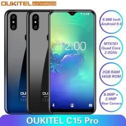 Oukitel C15 Pro - симпатичная новинка