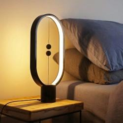 Дизайнерская лампа Allocacoc Heng с уникальным магнитным выключателем