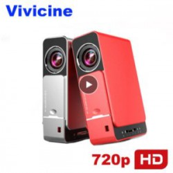 Обзор VIVICINE портативного HD проектора (1280x720p)