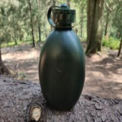 Фляга армии Израиля - небольшой обзор