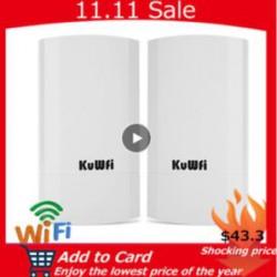 Обзор KuWfi CPE70R – роутер, репитер, точка доступа и бридж в одном флаконе