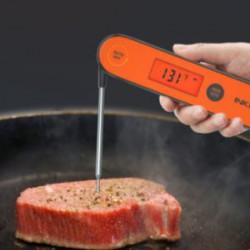 Термометр Inkbird IHT-1P для стейков - с очень быстрой реакцией!