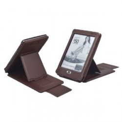 Обложка для Kindle Touch - TeckNet Leather Cover With Adjustable Stand