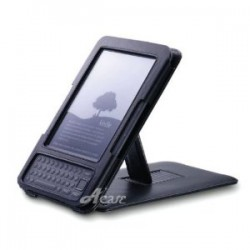 Обложка для Kindle Keyboard - Acase Genuine Leather Flip Case with Multiple Position Stand