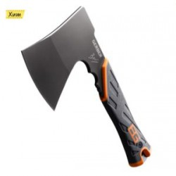 Обзор топора Gerber Bear Grylls Survival Hatchet и спасенная экспедиция